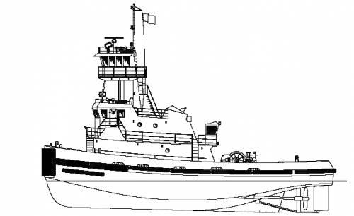 Chesapeake Tugboat