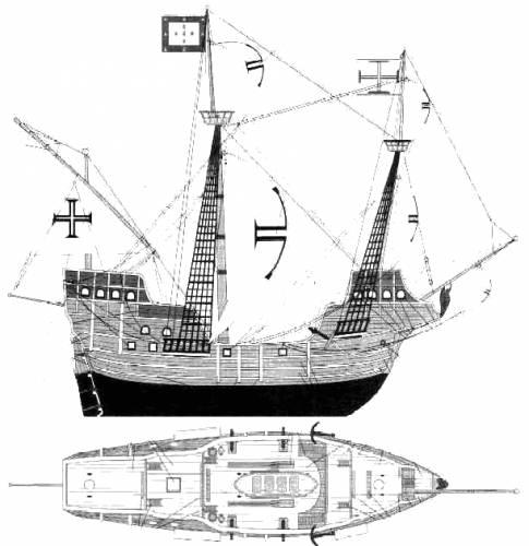 Conquistadores Ship