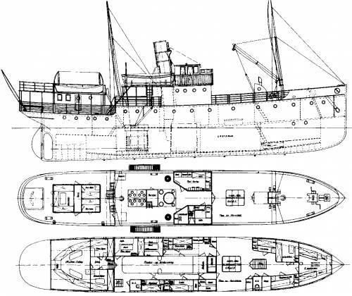 D-S Boroysund - [- Norway] (1908)