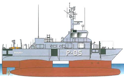 EML Skrunda P-05 (Patrol Boat)
