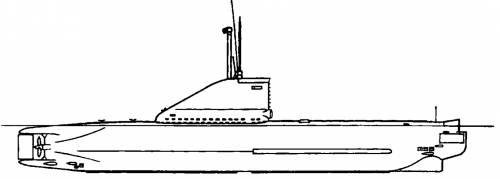 FGS Hecht S171 [Type XXIII U-boat] (1964)