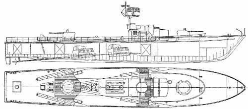 FGS Typ 140 Jaguar class [Fast Attack Boat]