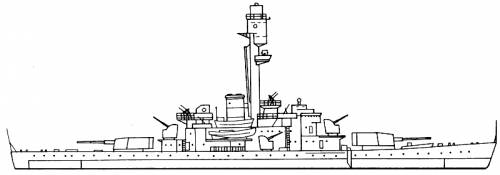 Finland - Vajnamoinen (Coastal defence ship) (1940)