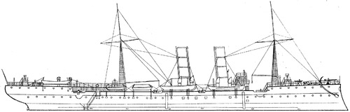 Amur (Minelayer) (1901)