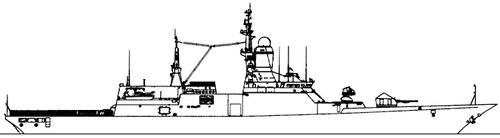 FRS Project 2038.0 Steregushchy Corvette