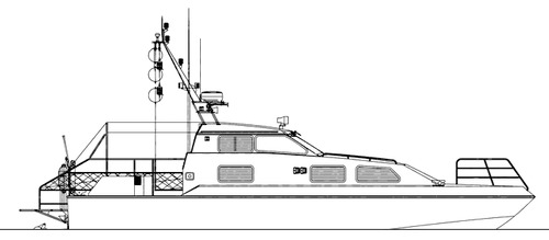 FRS Project A-149-1 Boat