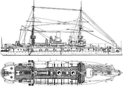 Imperator Alexandr II (Battleship) (1907)
