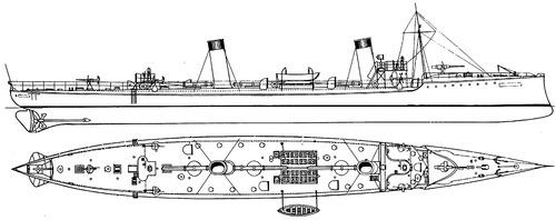 Kasatka 1900