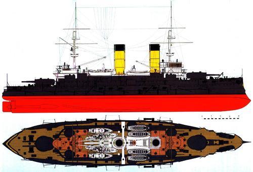 Knyaz Suvorov (Battleship) (1904)