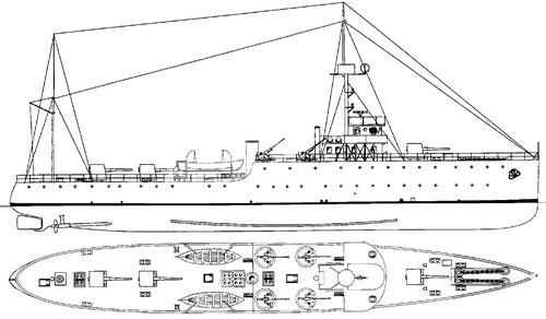 Lenin 1943 (Gunboat]