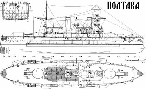Poltava (Battleship) (1898)