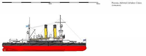 R BB Admiral Ushakov