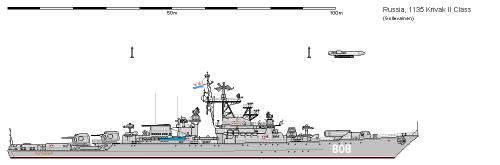 R FF 1135 KRIVAK II