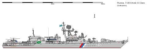 R FF 1135 KRIVAK III