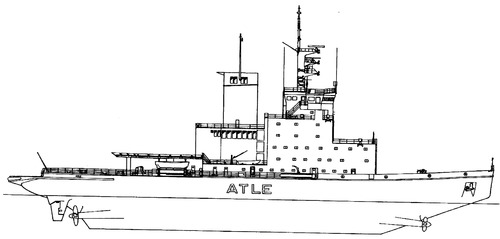 HSwMS Atle (Iicebreaker) (1975)