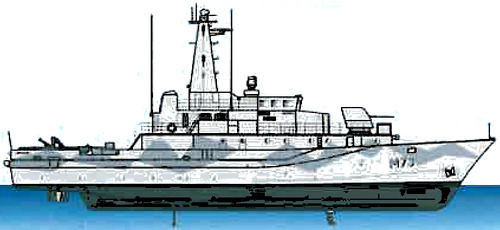 HSwMS Koster M73 (Minesweeper)