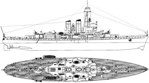 HSwMS Manligheten (Costal Defence Ship) (1942)