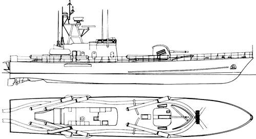 HSwMS Norrkoping (Torpedo Boat)