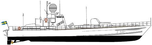 HSwMS Spica T121 (Torpedo Boat)