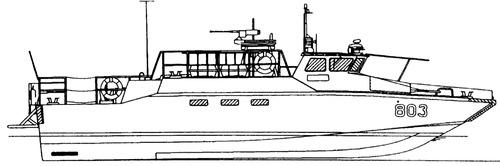 HSwMS Stridsbat 90 (Strb 90 H)