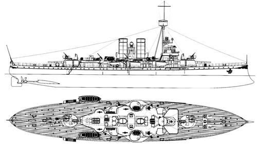 HSwMS Tapperheten (Costal Defence Ship) (1941)