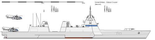 GB CG Global Cruiser Pentamaran