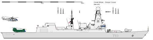 GB CG Global Cruiser Type 45