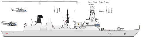 GB CG Global Cruiser Type 45 AU