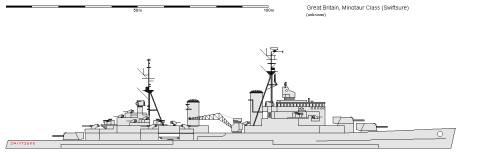 GB CL Minotaur Swiftsure