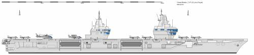 GB CVF-03 Ark Royal AU