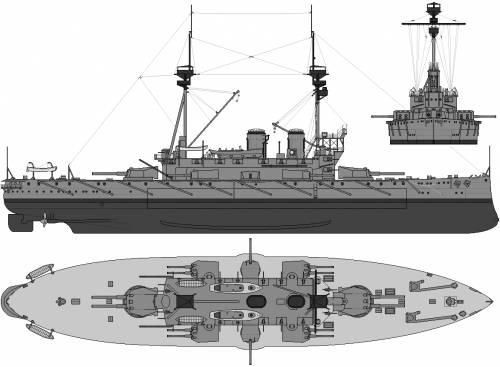 HMS Agamemnon (1908)