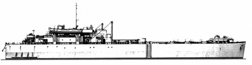 HMS LST 3009 (Landing Ship Tank)