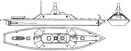 CSS Albemarle (Ironclad) (1864)