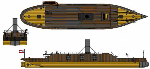 CSS Arkansas (Ironclad) (1862)