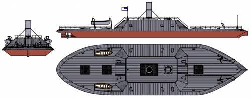 CSS Jackson (Ironclad) (1864)