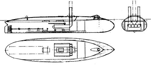 CSS Manassas (Ironclad) (1862)
