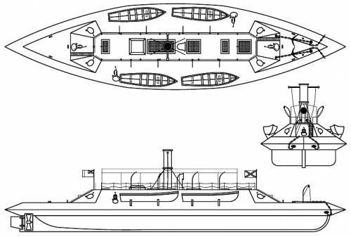 CSS Palmetto State (Ironclad Ram)