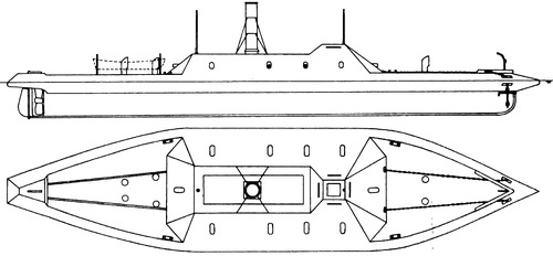 CSS Tennessee (Ironclad) (1863)