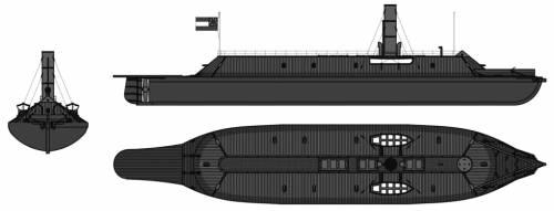 CSS Virginia (Ironclad)