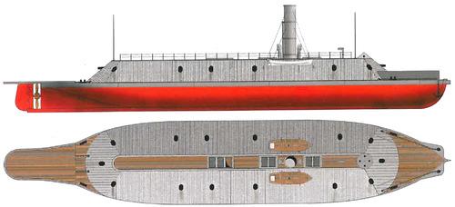 CSS Virginia (Ironclad) (1862)