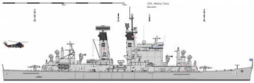 USA CG-10 Albany