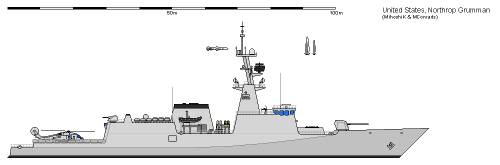 USA FF Northrop Grumman