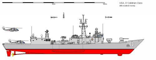 USA FFG-63 Perry O'Callahan AU