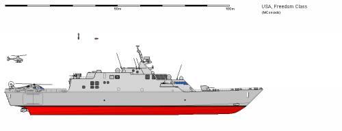 USA FS LCS-1 FREEDOM