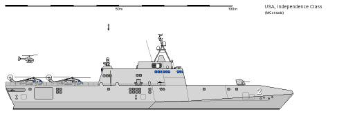 USA FS LCS-2 INDEPENDENCE