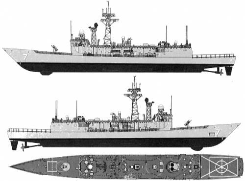 Blueprints > Ships > Ships (US) > USS FFG-7 Oliver Hazard