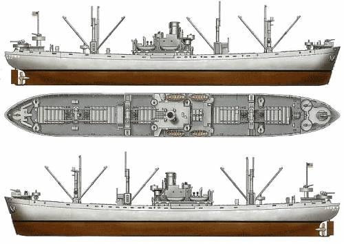 USS John.W.Brown (Liberty Ship)