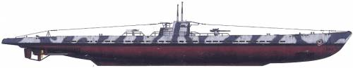 DKM U-123 (U-Boat Type IXB)