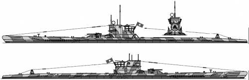 DKM U-201 (U-Boat Type VIIc)