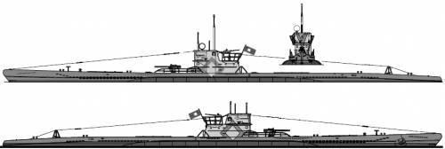 DKM U-204 (U-Boat Type VIIc)